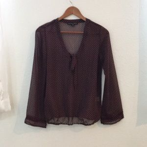Harlow and graham blouse